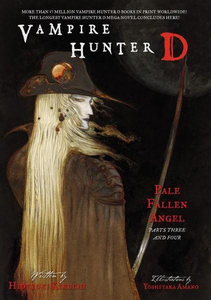 металлоискатель детский bounty hunter junior t i d Vampire Hunter D Volume 12: Pale Fallen Angel Parts 3 & 4