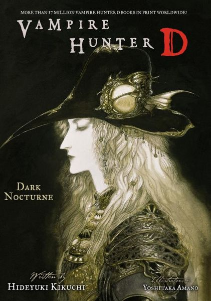 Vampire Hunter D: Volume 10: Dark Nocturne the last witch of langenburg – murder in a german village