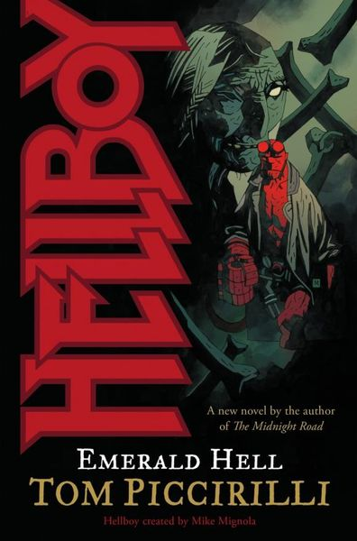 Hellboy: Emerald Hell hellboy the art of hellboy