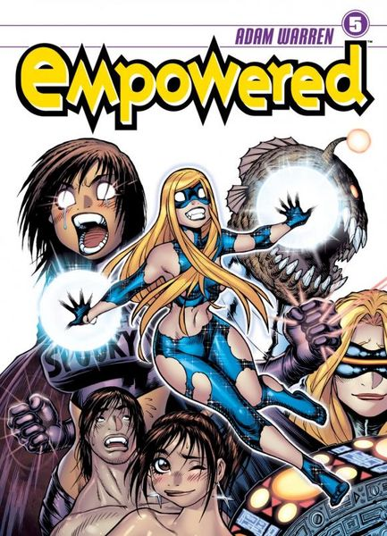 Empowered Volume 5 кольцо коюз топаз кольцо т147017966