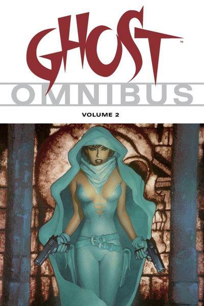 Ghost Omnibus Volume 2 nexus omnibus volume 6