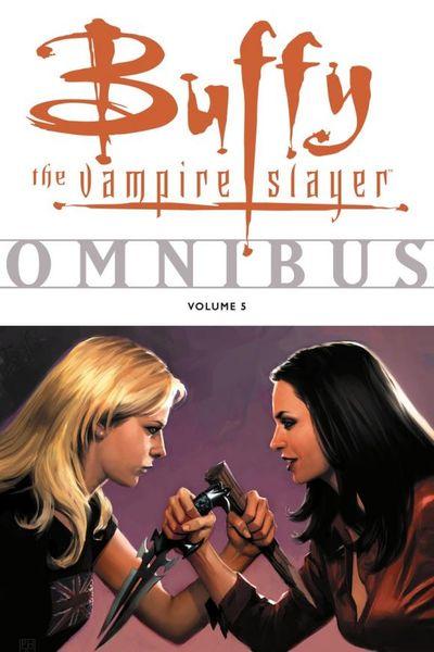 Buffy Omnibus Volume 5 nexus omnibus volume 6