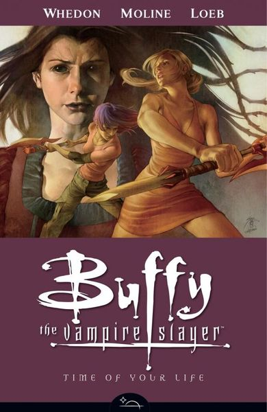 Buffy the Vampire Slayer Season 8 Volume 4: Time of Your Life knights of sidonia volume 6
