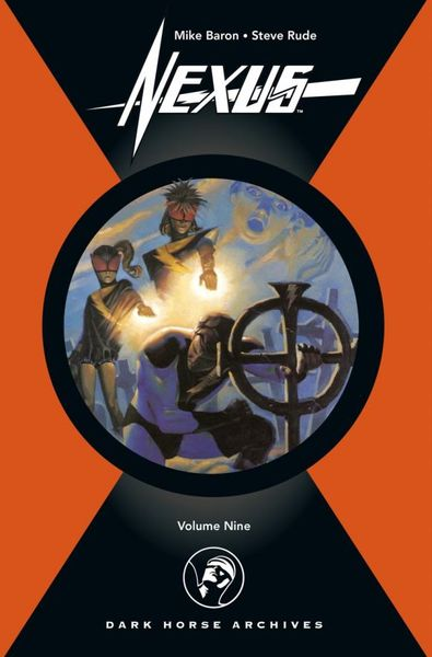 Nexus Archives Volume 9