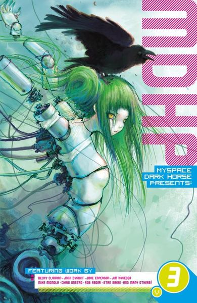 MySpace Dark Horse Presents Volume 3 велозамок myspace b