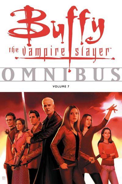 Buffy Omnibus Volume 7 nexus omnibus volume 4