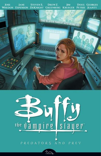 Buffy the Vampire Slayer Season 8 Volume 5: Predators and Prey skull the slayer