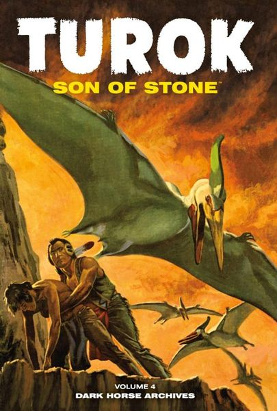 Turok, Son of Stone Archives Volume 4 nexus archives volume 9