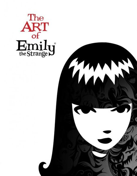 The Art of Emily the Strange the art of not breathing