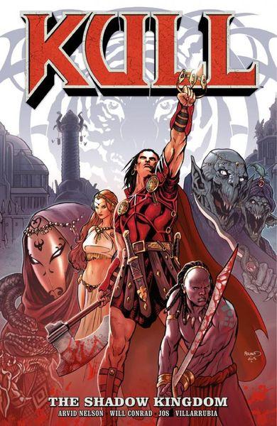 Kull Volume 1: The Shadow Kingdom batgirl volume 1 the darkest reflection