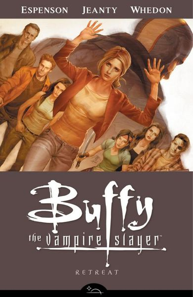 Buffy the Vampire Slayer Season 8 Volume 6: Retreat knights of sidonia volume 6