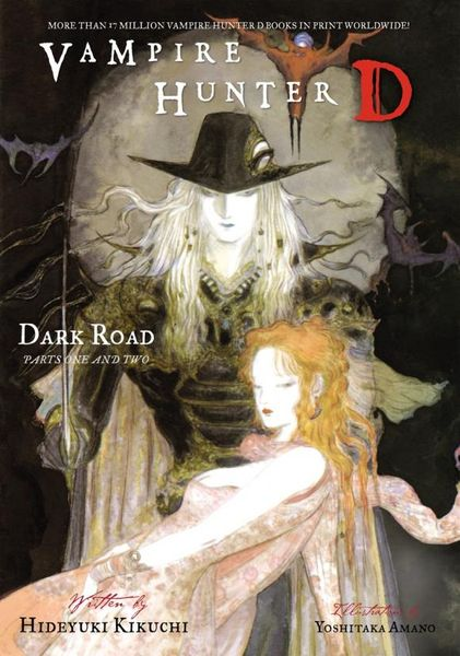 Vampire Hunter D Volume 14: Dark Road Parts 1 & 2 купить