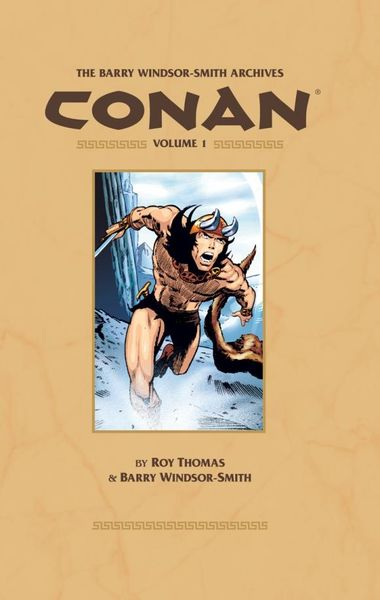 Barry Windsor-Smith Conan Archives Volume 1 nexus archives volume 10