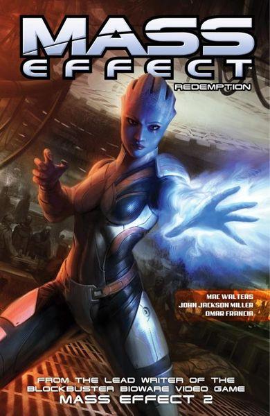 Фото Mass Effect Volume 1: Redemption