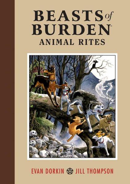 Beasts of Burden Volume: Animal Rites knights of sidonia volume 6