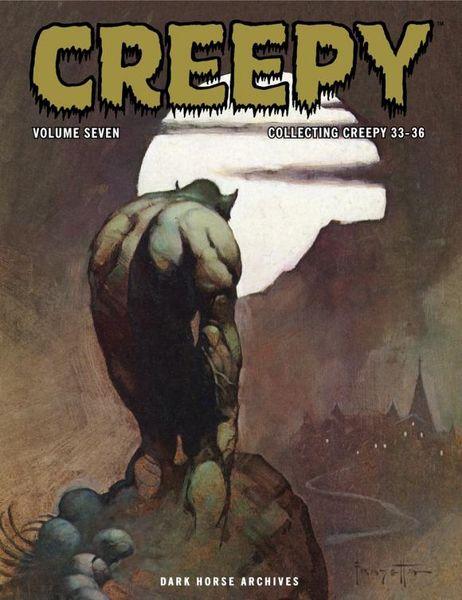 Creepy Archives Volume 7 creepy comics volume 2