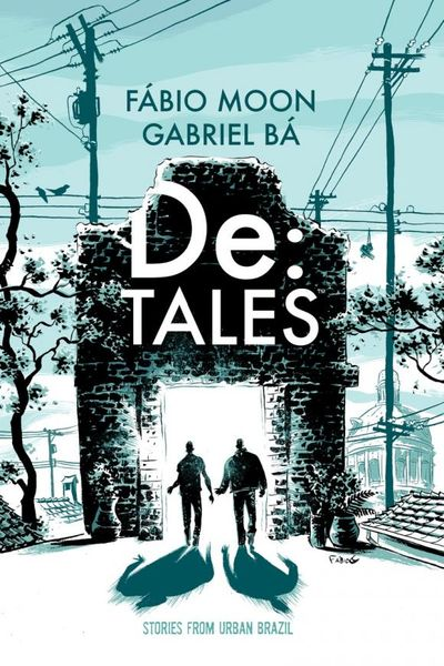 De: Tales - Stories from Urban Brazil jansson t tales from moominvalley