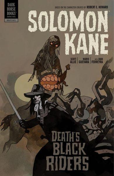 Solomon Kane Volume 2: Death's Black Riders king solomon s table