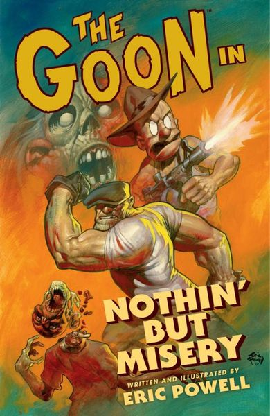 The Goon: Volume 1: Nothin' But Misery (2nd edition) addicted синие кашемировые брюки