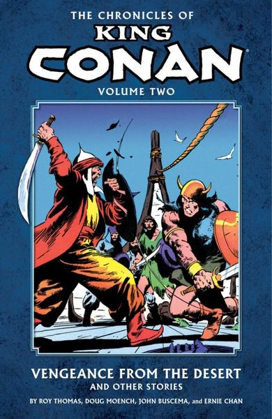 цены на The Chronicles of King Conan Volume 2: Vengeance from the Desert And Other Stories в интернет-магазинах