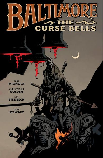 Baltimore Volume 2: The Curse Bells the goon library volume 2