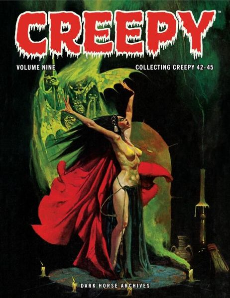Creepy Archives Volume 9 nexus archives volume 9