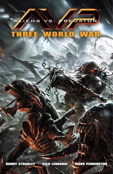 Aliens vs. Predator: Three World War neca aliens vs predator 7 inches 21cm lone wolf predator