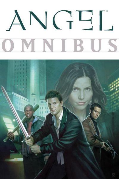 Angel Omnibus villains omnibus