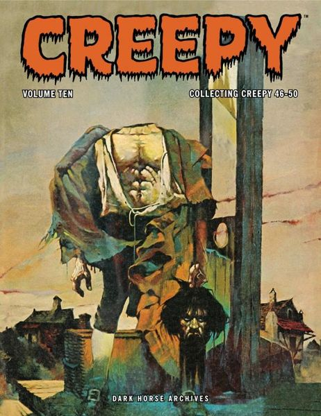 Creepy Archives Volume 10 the ec archives two fisted tales volume 3