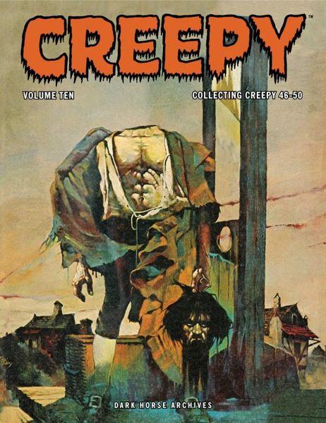 Creepy Archives Volume 10 nexus archives volume 9