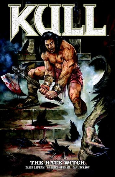 Kull Volume 2: The Hate Witch the goon library volume 2