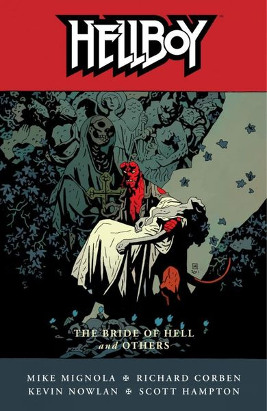 Hellboy Volume 11: The Bride of Hell and Others bride of the water god volume 14