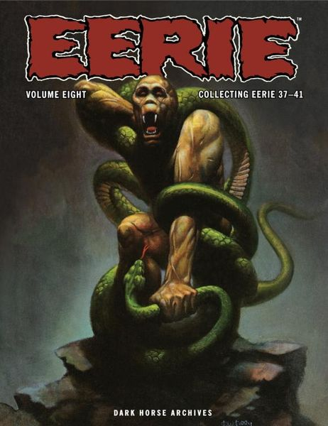 Eerie Archives Volume 8 nexus archives volume 9