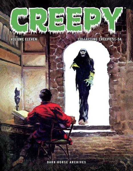 Creepy Archives Volume 11 nexus archives volume 9