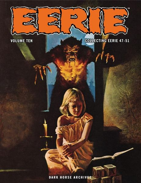 Eerie Archives Volume 10 the ec archives two fisted tales volume 3