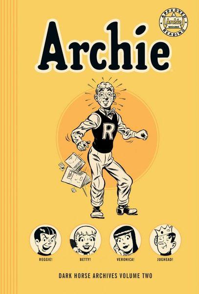 Archie Archives Volume 2 комплект роликов archie профиль 2м
