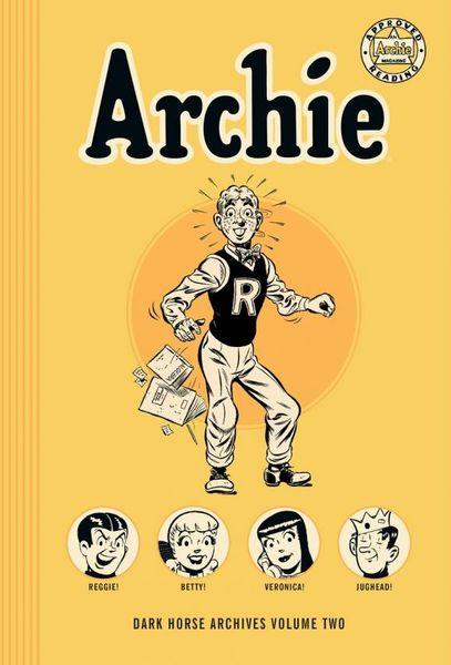 Archie Archives Volume 2 nexus archives volume 9