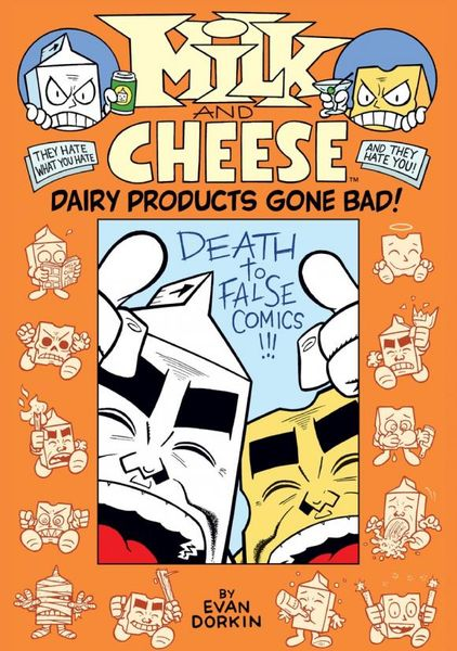Milk and Cheese: Dairy Products Gone Bad kilian good girl gone bad