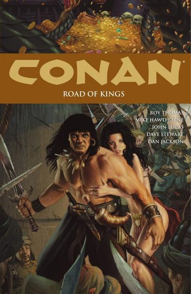 Conan Volume 11: Road of Kings conan omnibus volume 1 birth of the legend