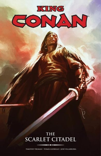 King Conan: The Scarlet Citadel the scarlet letter