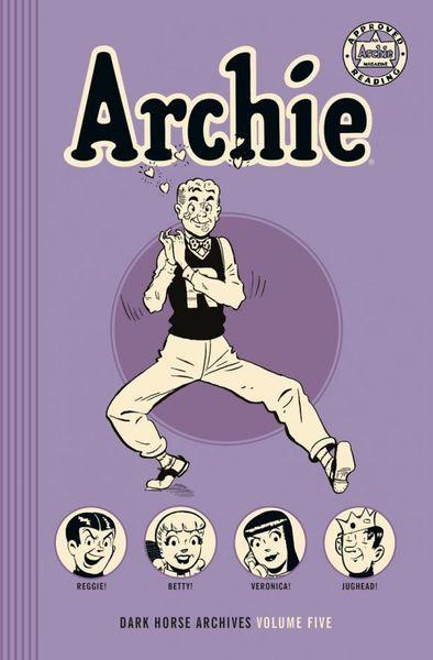Archie Archives Volume 5 комплект роликов archie профиль 2м