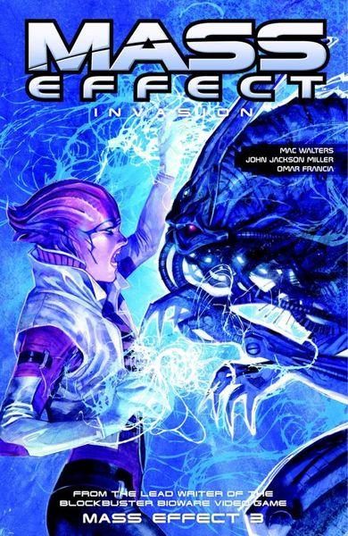 Mass Effect Volume 3: Invasion