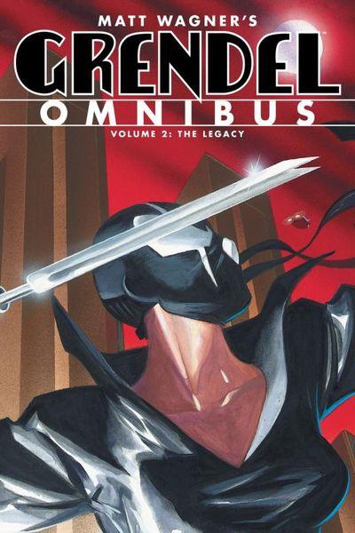 Grendel Omnibus Volume 2: The Legacy green lantern by geoff johns omnibus volume 3