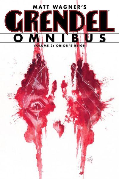Grendel Omnibus Volume 3: Orion's Reign nexus omnibus volume 6