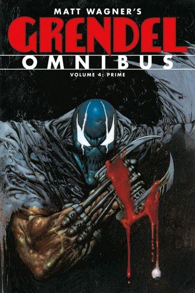 Grendel Omnibus Volume 4: Prime grendel omnibus volume 3 orion s reign