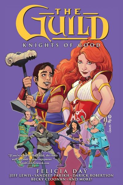 The Guild Volume 2: Knights of Good guild v 1