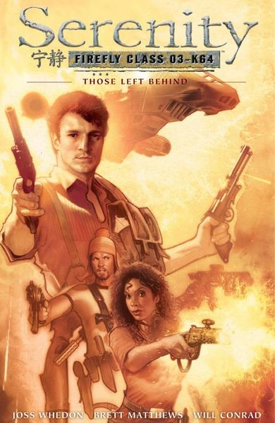Serenity: Those Left Behind the crew 2 deluxe edition [ps4]