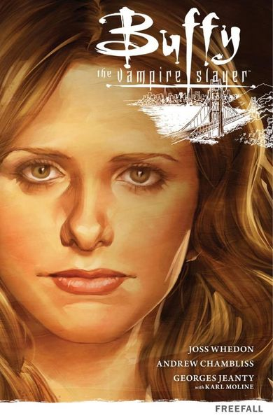 Buffy the Vampire Slayer Season 9 Volume 1: Freefall skull the slayer