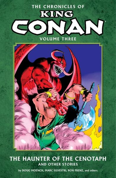 Chronicles of King Conan Volume 3: The Haunter of the Cenotaph and Other Stories the history of england volume 3 civil war