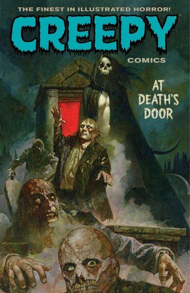Creepy Comics Volume 2: At Death's Door creepy comics volume 2